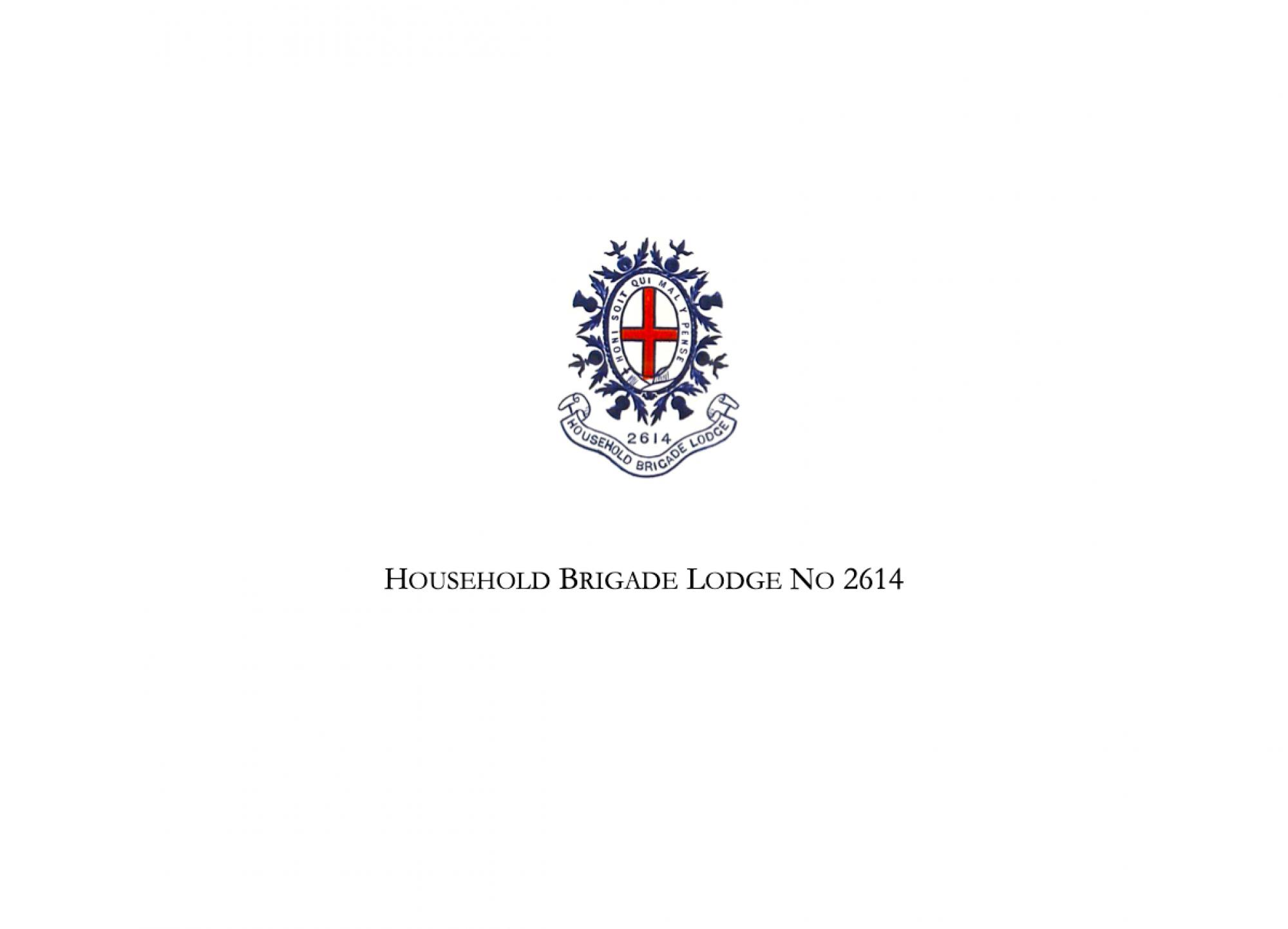 Household Brigade Lodge No 2614
